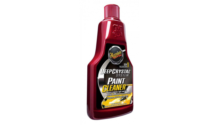 Meguiars Deep Crystal Step 1 Paint Cleaner - cleaner do lakieru