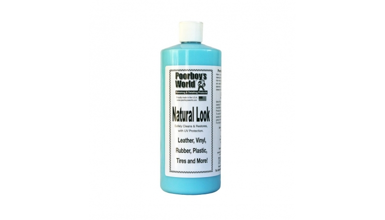 POORBOYS WORLD Natural Look Dressing 946ml - dressing do plastików