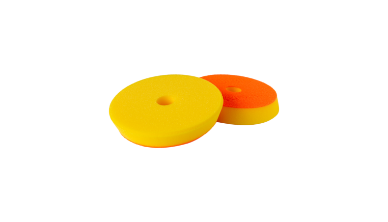 ADBL Roller PAD DA Polish 75mm - żółty pad polerski do maszyny dual action DA 2
