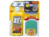 SOFT99 Micro Liquid Compound Set DM - cleaner do lakieru