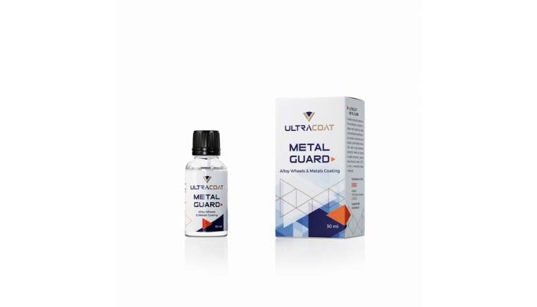 Ultracoat Metal Guard 30ml powłoka do felg