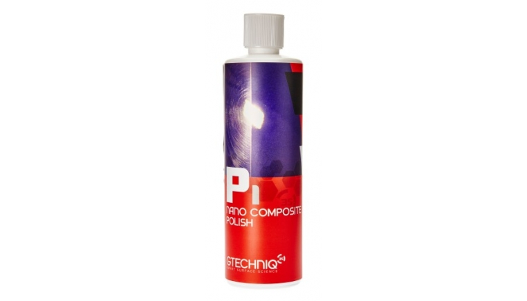 GTECHNIQ P1 Nano Composite Polish - pasta do polerowania one-step 500 ml