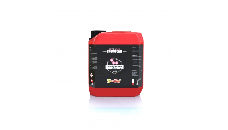Good Stuff Pink Bear Snow Foam 5L różowa piana aktywna