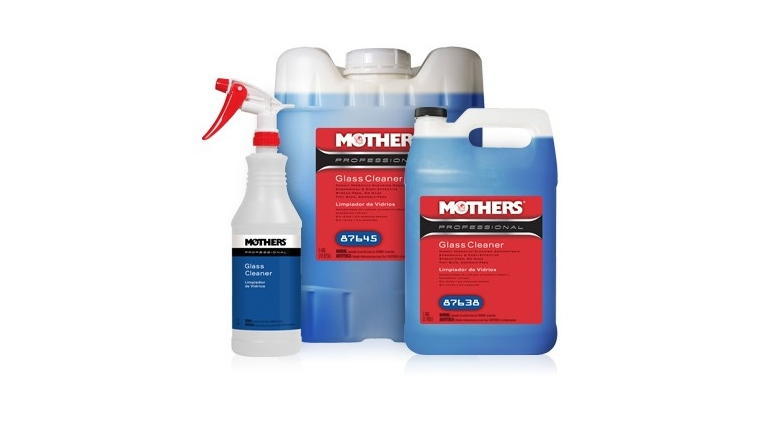 Mothers Pro Glass Cleaner 38L - płyn do mycia szyb koncentrat