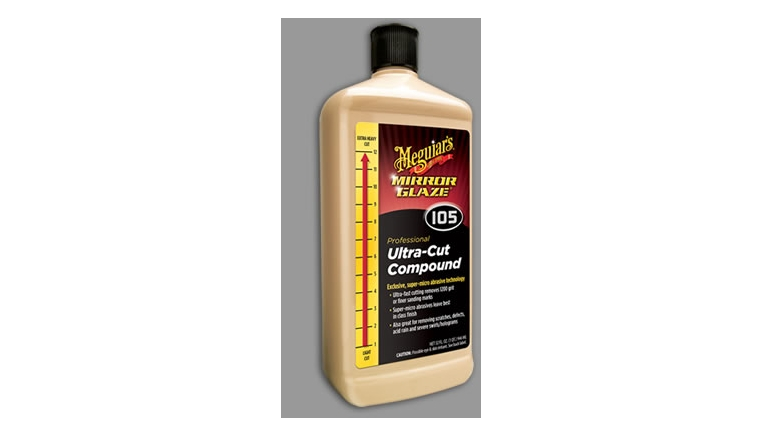 Meguiars 105 Ultra Cut Compound 473ml - pasta polerska ultra ścierna