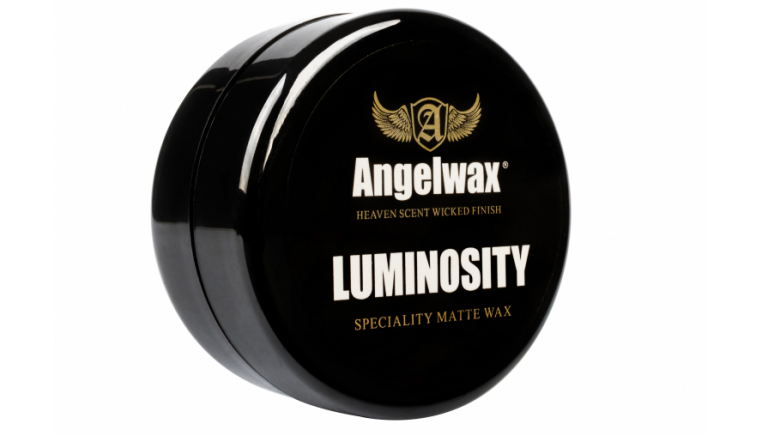 Angelwax Luminosity Matte wax - 33ml wosk do lakierów i foli matowych