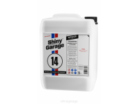 Shiny Garage Back2Black Polymer Tire Dressing 5L - dressing do opon - nowa formuła
