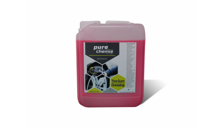 Pure Chemie Tire Gum dressing do opon 5L